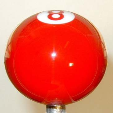 Red 8-Ball