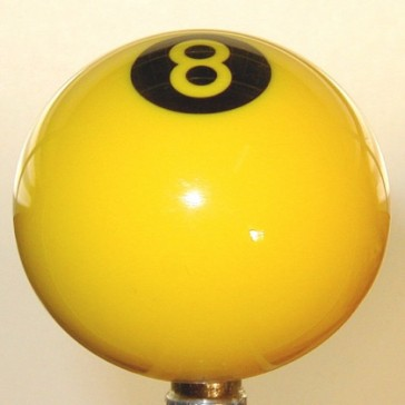 Yellow 8-Ball