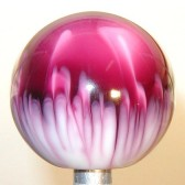 Shift Knob | Raspberry Abstract Design #AD-9