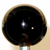 Black Plain Shift Knob #PL-0