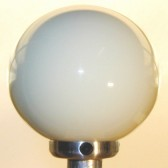 Ivory Plain Shift Knob #PL-1