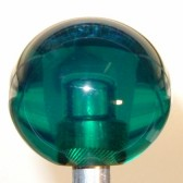 Teal Plain Shift Knob #PL-5