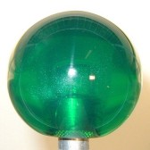 Green Plain Shift Knob #PL-6