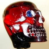 Shift Knob | Red Skull #SK-2