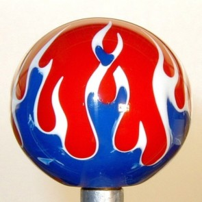 Three Color Flame: USA Flame