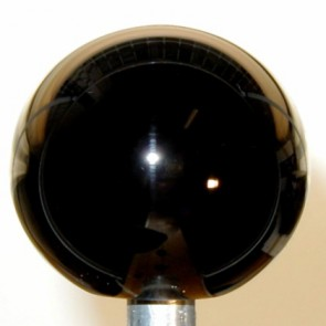 Black Plain Shift Knob