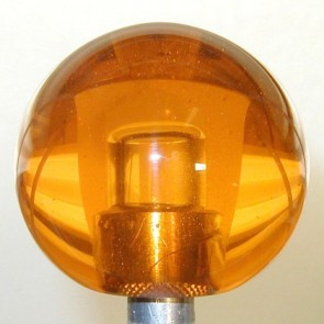 Amber Plain Shift Knob