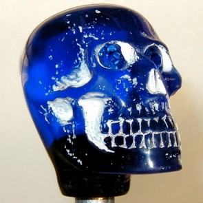Blue Skull - Light-up Version