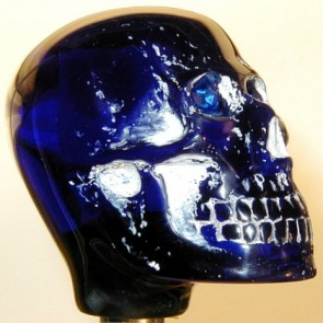 Purple Skull - Light-up Version