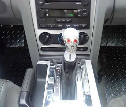 Flameball Shift Knob Satisfied Customer Hani AlDhayan