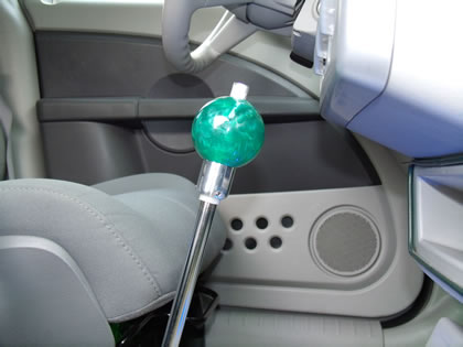 Flameball Shift Knob Satisfied Customer Karl Fowler