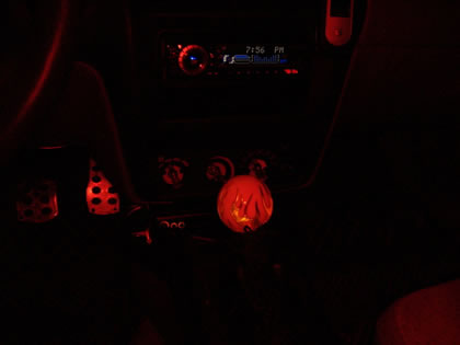 Flameball Shift Knob Satisfied Customer Bob Nisenson